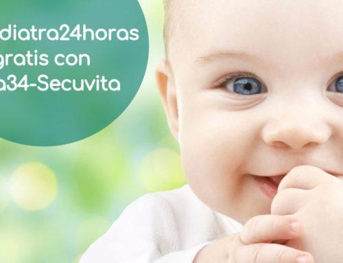 Vita 34-Secuvita te regala una suscripción a Tupediatra24horas.com
