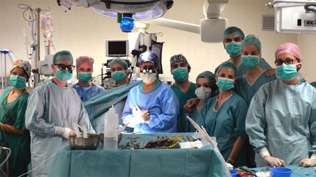 Regeneran un corazón infartado con un implante de células madre de cordón umbilical