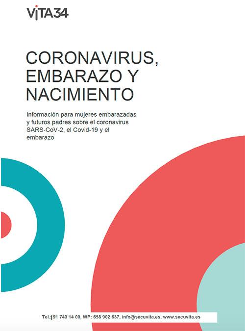 Guía coronavirus en embarazo