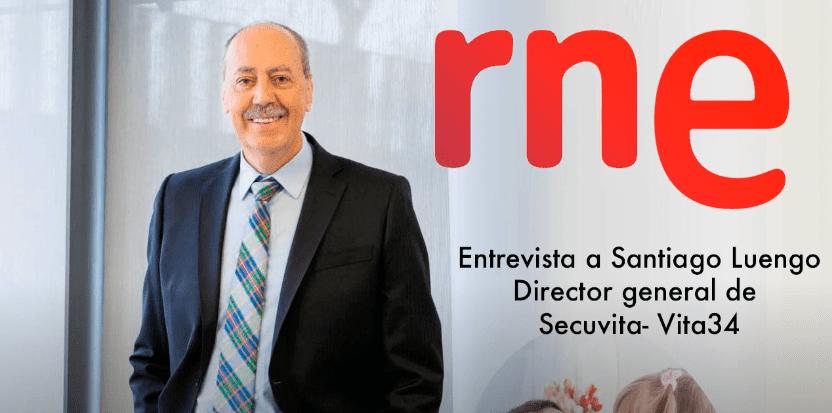 Entrevista RNE Secuvita Vita 34